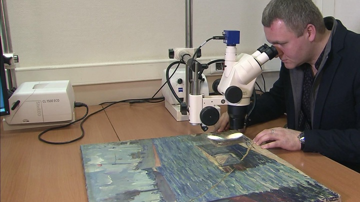ВРоссии будет создана эталонная база живописи