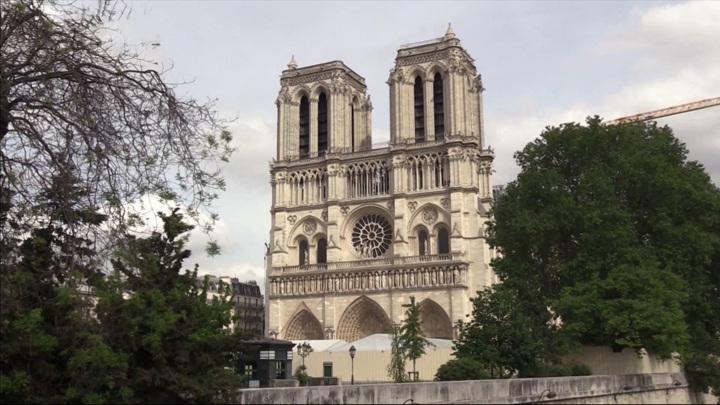 Собор Парижской Богоматери планируют восстановить к 2024 году