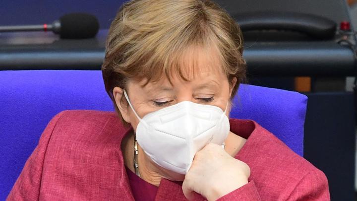 Меркель сделала первую прививку вакциной AstraZeneca