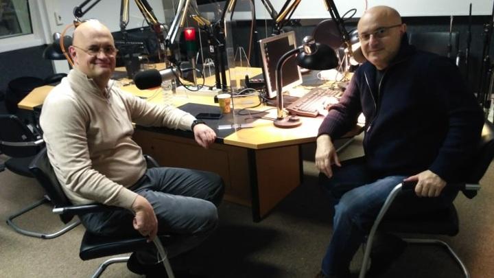 Андрей Королев (слева) и Николай Мамулашвили