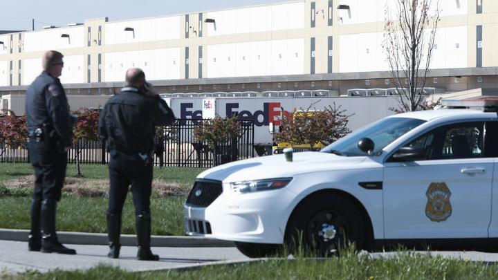 Бойню на складе FedEx устроил экс-сотрудник компании