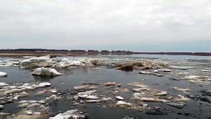 Паводок нарушил транспортное сообщение в Свердловской области
