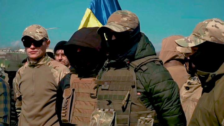 Напавшие на украинских пограничников скрылись вглубь страны