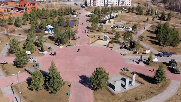 Субботники проведут во всех парках и скверах Тюмени до 9 мая