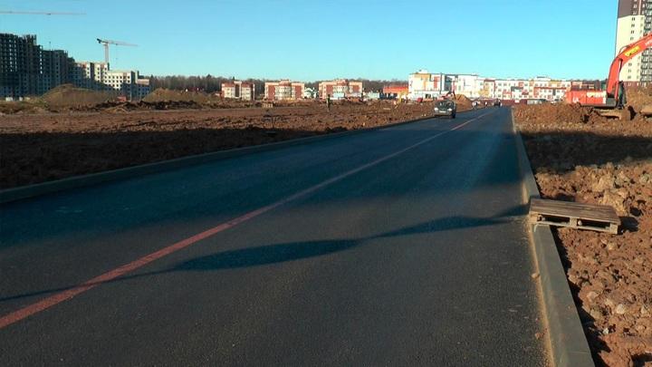 В Тюменской области начали работы по восстановлению дорог