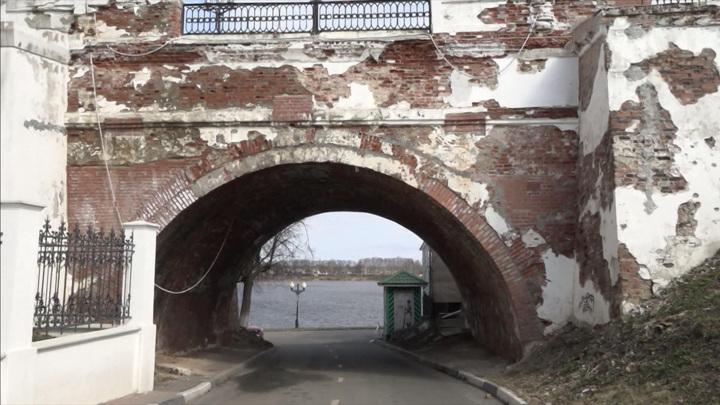 Исторический мост-виадук в Ярославле нуждается в восстановлении