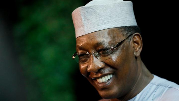 Переизбранный на шестой срок глава Чада умер на передовой