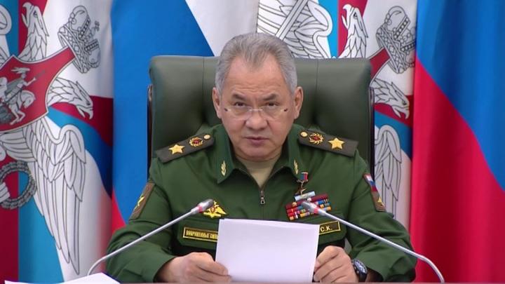 Шойгу рассказал о провокациях США и НАТО в Черном море