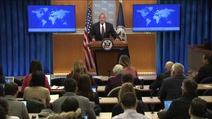 Госдеп разочарован ответом России на американские санкции