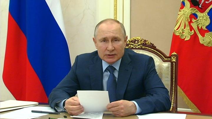 Послание президента к парламенту будет носить постковидный характер