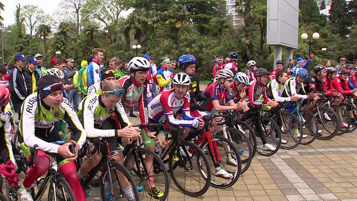 В Сочи стартует многодневная велогонка