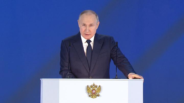 Президент России: работа соцсферы должна исходить из потребностей каждого человека