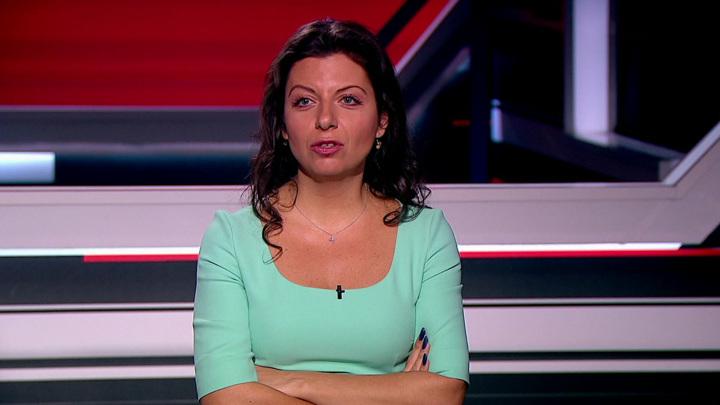Маргарита Симоньян: у России много поводов сердиться, а она не делает этого