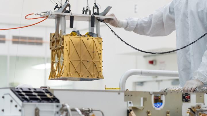В НАСА заявили, что впервые получили кислород на Марсе