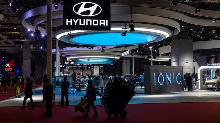 Прибыль Hyundai выросла в I квартале в три раза