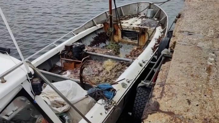 Капитан украинского судна, задержанного пограничниками Крыма, оштрафован