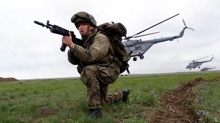 """Россию обвинили в """"желании использовать вооруженные силы"""" в Европе"""