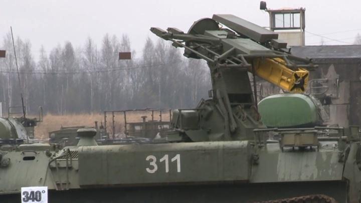 Минобороны провело испытания системы ПВО С-500