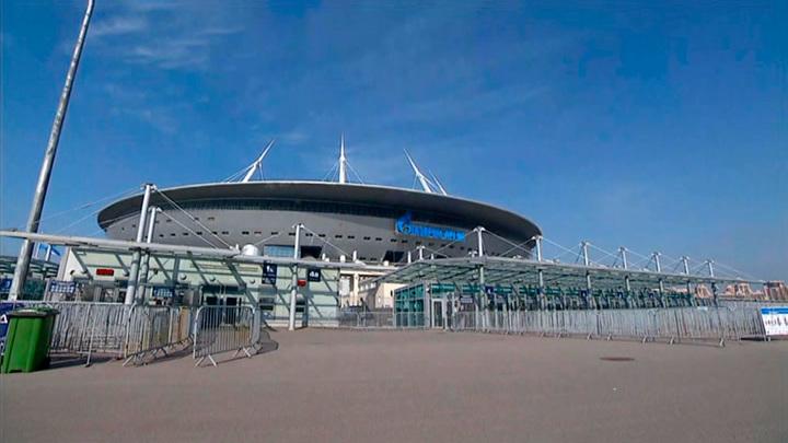 Власти Петербурга готовы увеличить заполняемость трибун на матчах Евро-2020 до 75%, если позволит эпидситуация