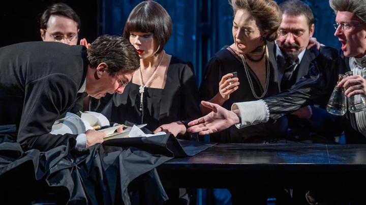 Артисты Александринского театра выступят в Москве