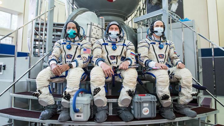 1 и 9 мая российские космонавты на МКС будут отдыхать