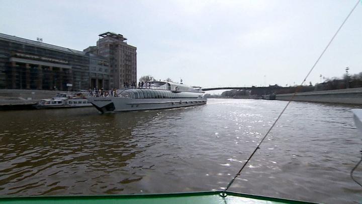 Москва открывает летнюю навигацию