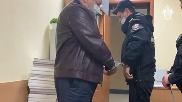 """На Ставрополье арестован директор санатория """"Луч"""""""