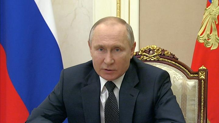 Путин: стрельба в казанской школе – варварское преступление