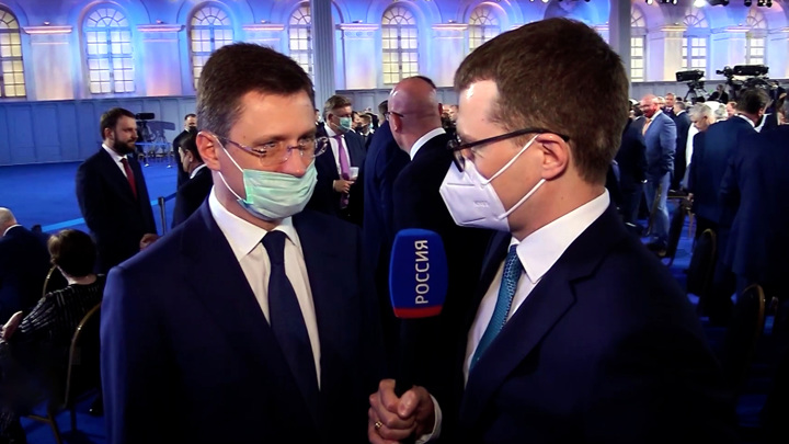 """""""Северный поток-2"""" будет достроен, уверен Новак"""