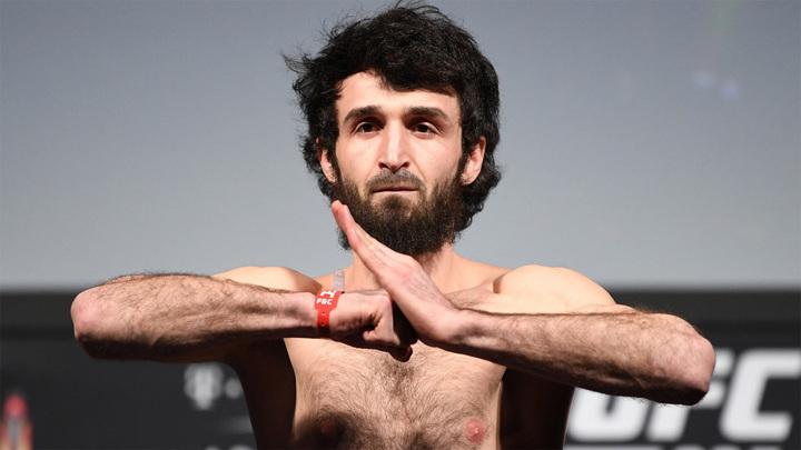 ММА. Магомедшарипов исключен из рейтинга UFC