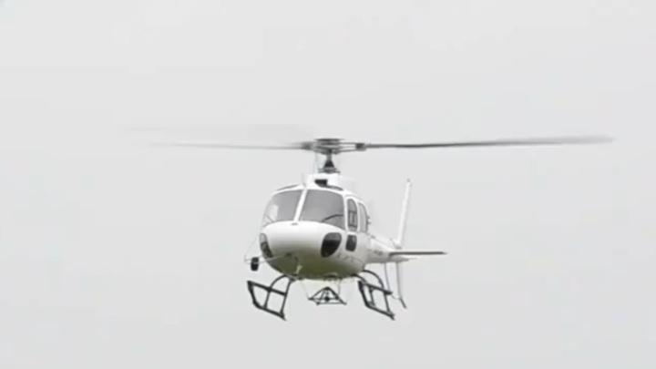 В Канаде три человека погибли в результате крушения вертолета