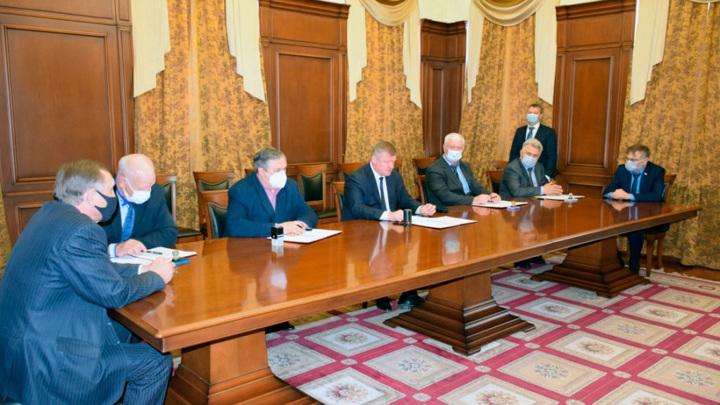 В состав Саратова могут войти еще три муниципальных образования