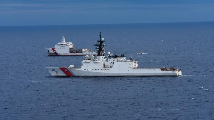 Корабли США доставили в Хорватию военную технику для учений НАТО