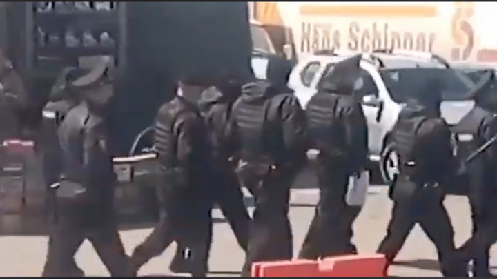 На аксайские рынки нагрянули 3,5 тысячи силовиков