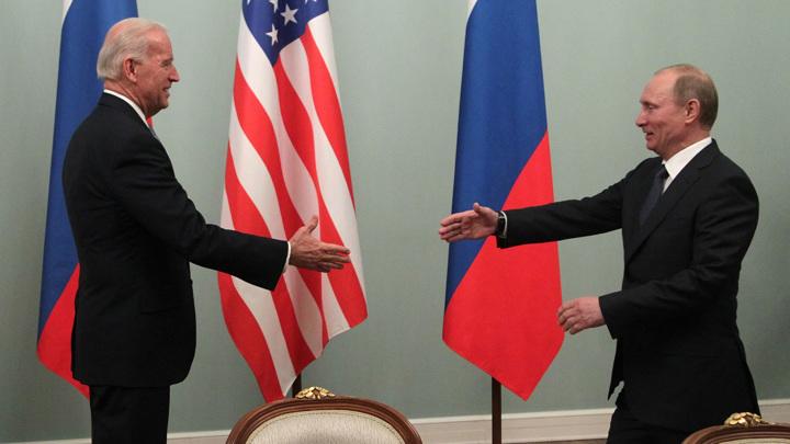 Путин и Байден при желании смогут поговорить тет-а-тет