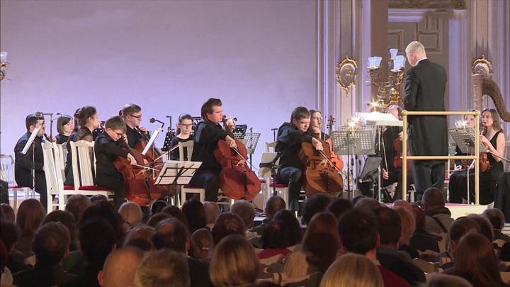 В Петербургской филармонии состоялся концерт памяти Анатолия Никитина