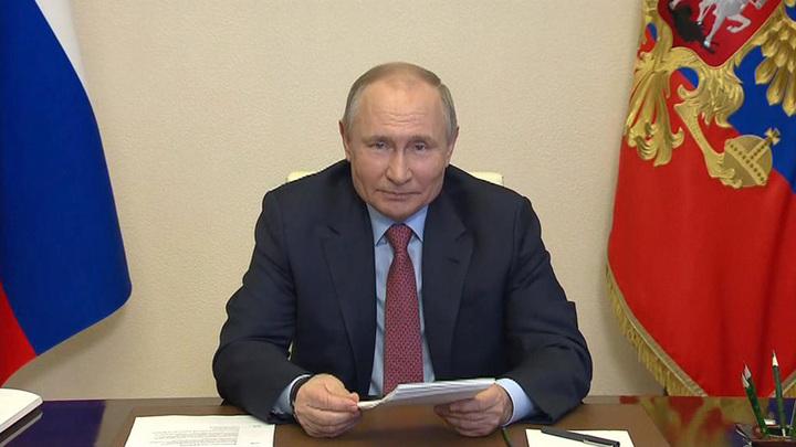 Путин: Франция остается одним из ключевых партнеров России