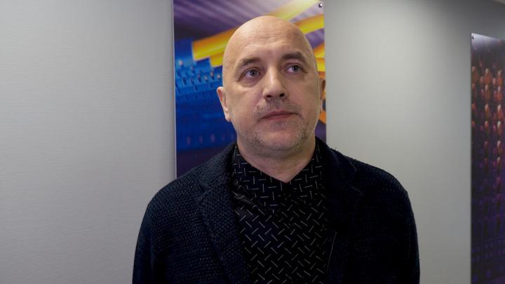 """""""С интересом за ними наблюдаю"""": Прилепин назвал лучших, по его мнению, российских актеров"""