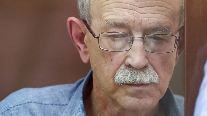 Обвиняемый в госизмене ученый Виктор Кудрявцев скончался