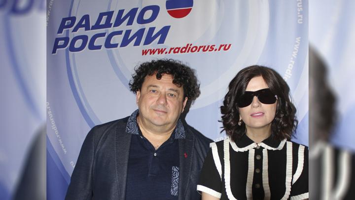 Игорь Саруханов и Диана Гурцкая