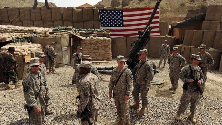 Иракская военная база подверглась обстрелу