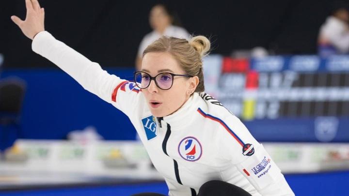 Семь побед подряд: российские керлингистки обыграли японок