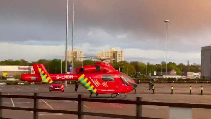Поножовщина в Лондоне: 1 человек погиб