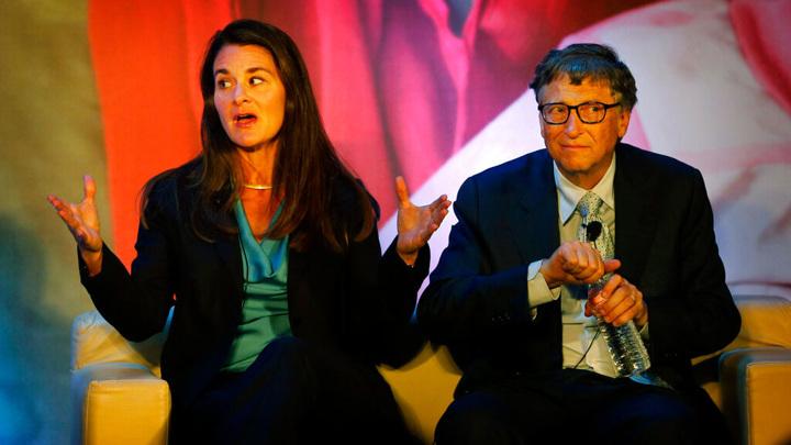 Билл Гейтс и его супруга планировали объявить о разводе еще в марте