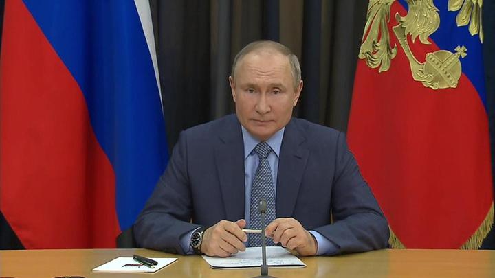 Путин: решение о нерабочих днях в мае было оправданным