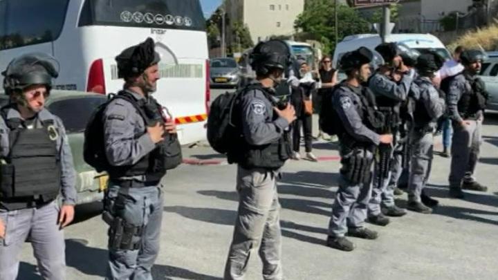 В Иерусалиме десятки палестинцев пострадали в столкновениях с полицией