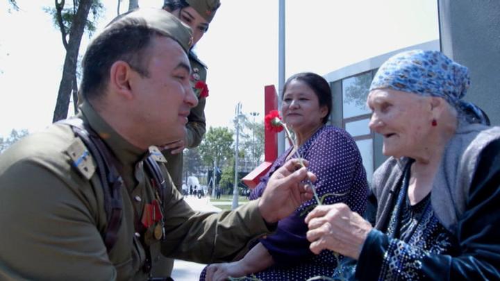 Узбекистан помнит героев войны