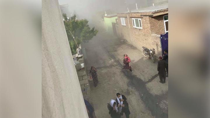 В Кабуле от взрывов погибли и получили ранения десятки детей