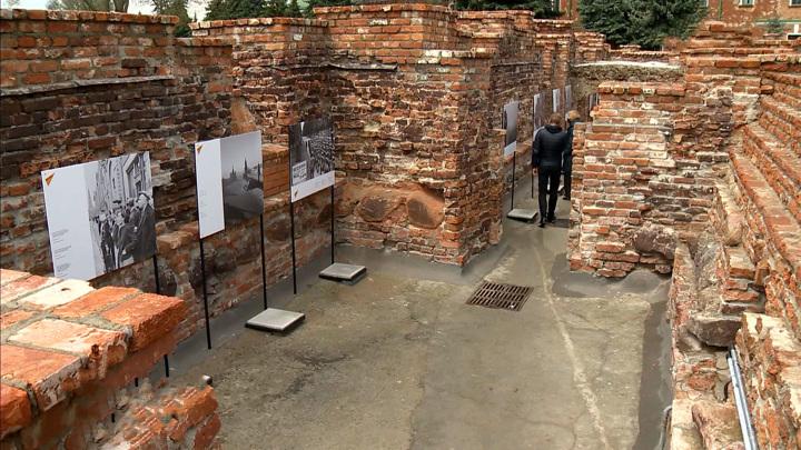 Пронзительно больно: уникальная выставка в Брестской крепости