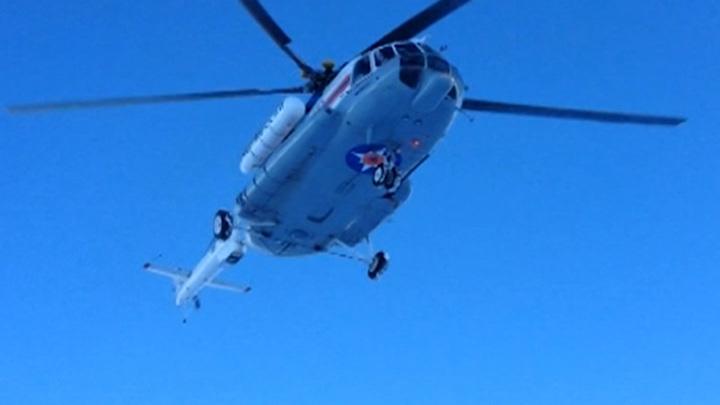 Информация о пропавшем в Красноярском крае воздушном судне не подтвердилась